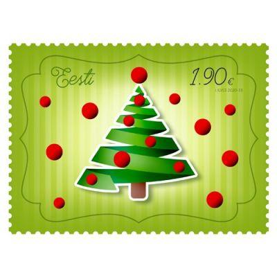 Postmark nominaal 1,90 eur Jõulud