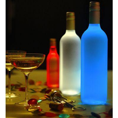 LED-valgusti pudelile, 3 valgustit