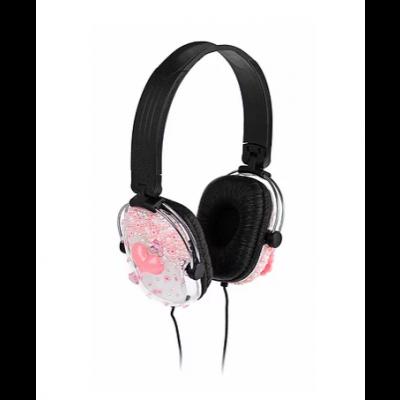 Kõrvaklapid+mikrofon Satzuma iDesign Flower