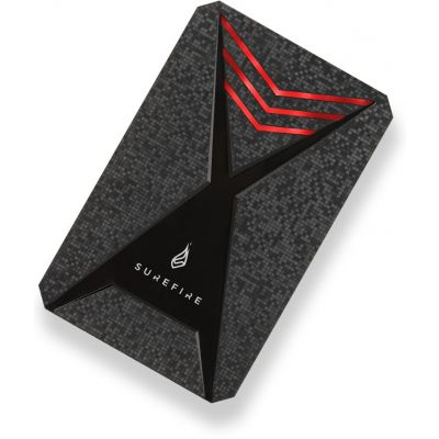 "Kõvaketas väline SSD SureFire GX3 Gaming SSD 1TB 2.5"" SuperSpeed USB3.2 Gen1 5Gbps Black Multicolor-LED"