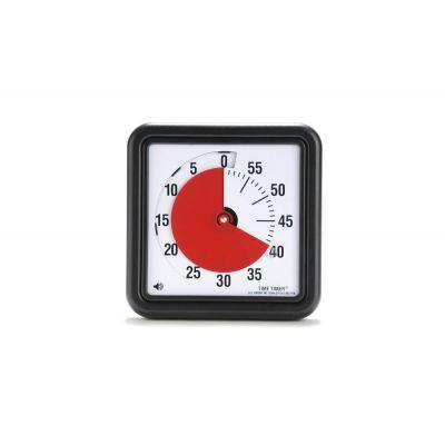 Taimer 0 - 60 min., Time Timer, keskmine, 18 x 18 cm