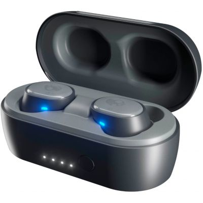 Skullcandy Sesh True Wireless Earbuds Black, Bluetooth 5.0, micro-USB