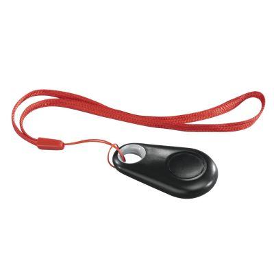 Bluetooth-päästik nutiseadmele Hama BRS3 Bluetooth4.1 remote shutter release (selfie-päästik randmepaelaga), levi kuni 10m, patarei CR2032