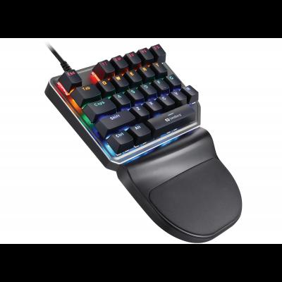 Klaviatuur mängurile Sandberg RageStorm Mech Gaming Keypad Black