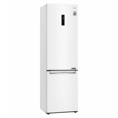 Külmik LG GBB72SWDMN 203cm, valge, A++, DoorCooling, LINEAR Cooling, SmartThinQ, veiniriiul