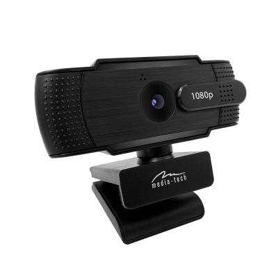 Veebikaamera MEDIATECH Webcam Look V Privacy Full-HD 1080p video 30fps, 2MPix sensor, USB2.0 MT4107 2YW