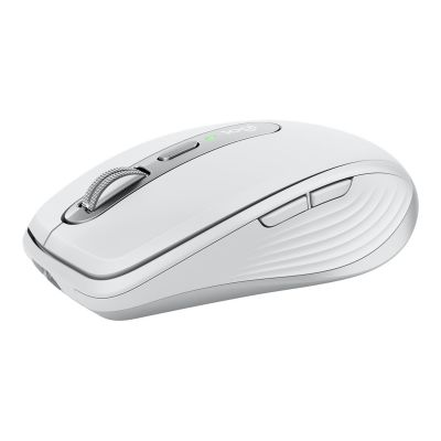Hiir Logitech MX Anywhere Mouse 3 Pale Grey/helehall wireless 200dpi-4000dpi, 6-button,Darkfield Laser Tracking, USB-C, Unifying/Bluetooth
