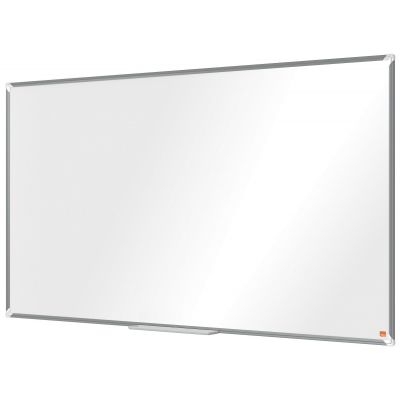 "Valgetahvel NOBO Premium Plus Widescreen 70"" 1550x870mm, Magnetic, nurkadest kinnitatav/ al.raam"