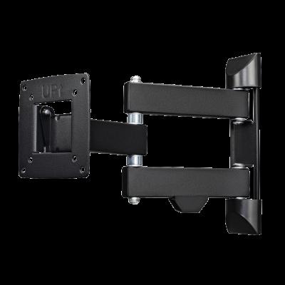 Seinakinnitus Hama FULLMOTION TV Wall Bracket, 1 star, 2 arms, 10'-26', 180kr keeratav, tilt+5/-12, VESA50 kuni VESA100, kuni 20kg