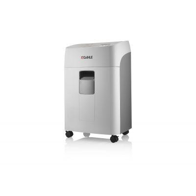 Paberipurustaja DAHLE ShredMATIC 300 14/300 lehte, 4x15mm, autofeed ,P-4/F1/O3/T4/E3, krediitkaardid, CD/DVD, klambrid, 40L