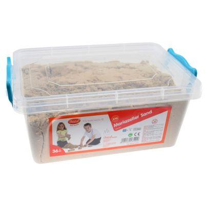 Kineetiline liiv 5kg, plastist kastis, 3+
