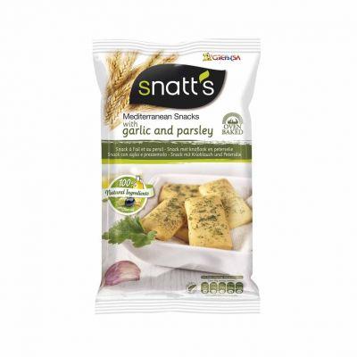 Leivasnäkk SNATT's küüslaugu ja peterselliga, Grefusa, 120g