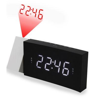 Kellraadio Soundmaster UR8600, 1,2'' LED, FM-raadio, kellaaja projitsioon