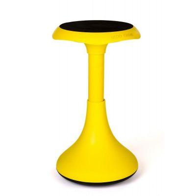 Ergonoomiline töötool Stoo Ripple active chair 43-63cm yellow body/black seat (kollane)