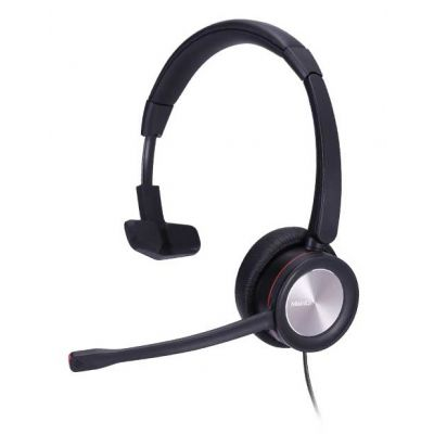 Kõrvaklapp+mikrofon Mairdi MRD-890 mono NC mürasummutusega, HiFi audio, QD-pistik,