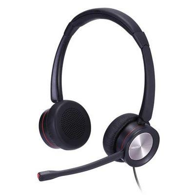 Kõrvaklapp+mikrofon Mairdi MRD-890D stereo NC mürasummutusega, HiFi audio, QD-pistik,