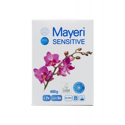 Pesupulber MAYERI Sensitive 400g