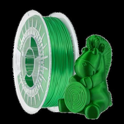 PLA filament PrimaSelect 3D-printerile, Läikiv roheline, 1.75mm, 750g