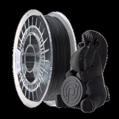 PLA filament PrimaSelect 3D-printerile, Läikiv Must, 1.75mm, 750g
