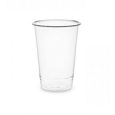 Joogitopsid 210ml PLA plastikust (sobivad veeautomaati),  biolagunevad ja komposteeritavad , 100tk/pk