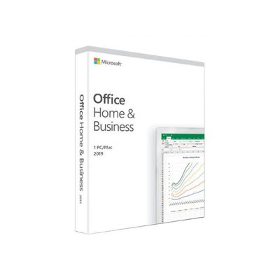 MS Office 2019 Home and Business FPP (EE)