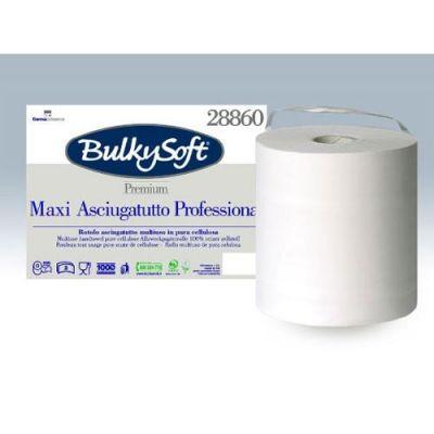 Rullkäterätt BulkySoft Premium 2-kihiline , rullis 100m/500 lehte