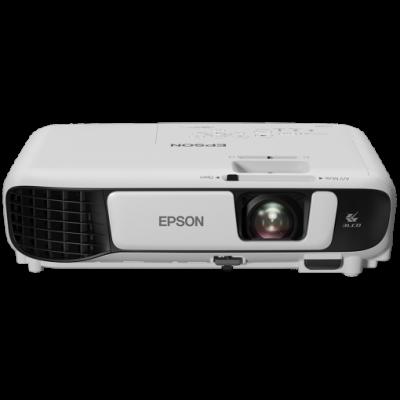 Multimeediaprojektor Epson EB-W42 WLAN 3600lm 3LCD WXGA 1280x800 16:10 H