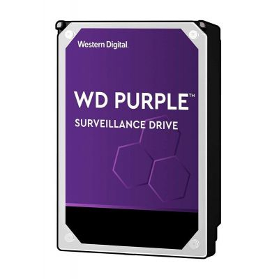 """Kõvaketas HDD Western Digital WDPurple 4TB 5400rpm SATA III 64MB 3,5"""" 3YW"""