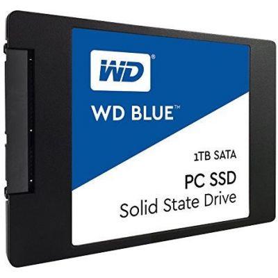 """Kõvaketas SSD 1TB WD 3D NAND SSD SATA III 6Gb/s cased 2,5"""" 7mm"""