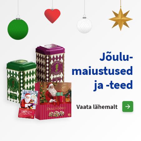 Jõulumaiustused ja jõuluteed