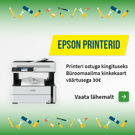 Epson-printerid