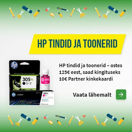 HP-tarvikud