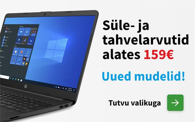 Sülearvutite pakkumised