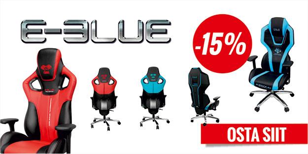 E-BLUE