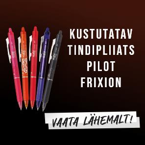 Kustutatav tindipliiats Pilot Frixion Clicker