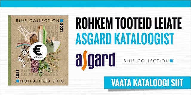 ROHKEM TOOTEID LEIATE ASGARD KATALOOGIST Blue Collection